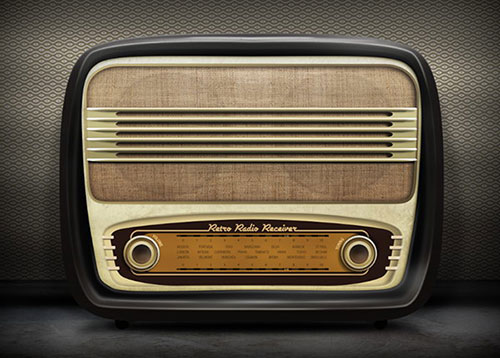 Retro-Radio-Icon-Photoshop-Tutorial