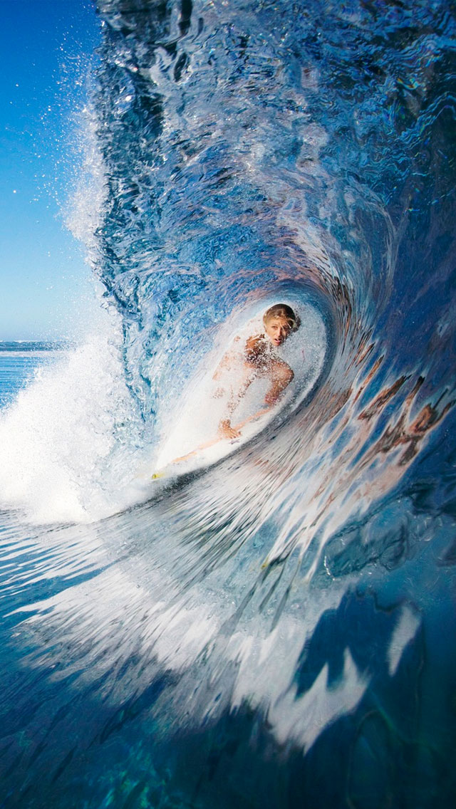 Water-Surfing-Cool-iPhone-Wallpaper