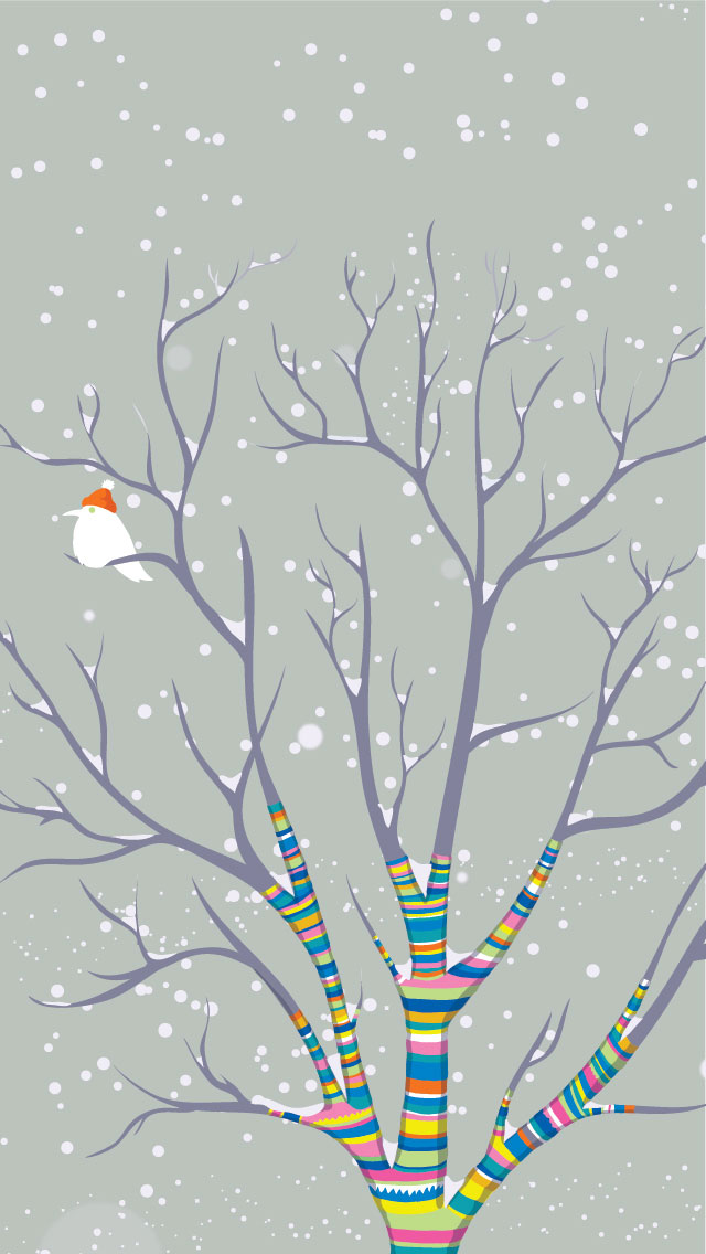 winter-iphone5_wallpaper