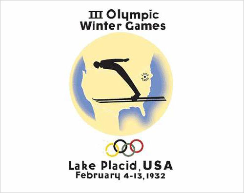 1932-lake-placid-winter-olympics-logo