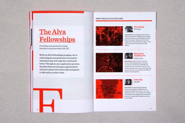 20 Beautiful Modern Brochure Design Ideas For Your 2014