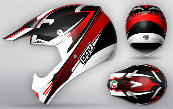 AGV-cool-motorcycle-Helmet-designs-2