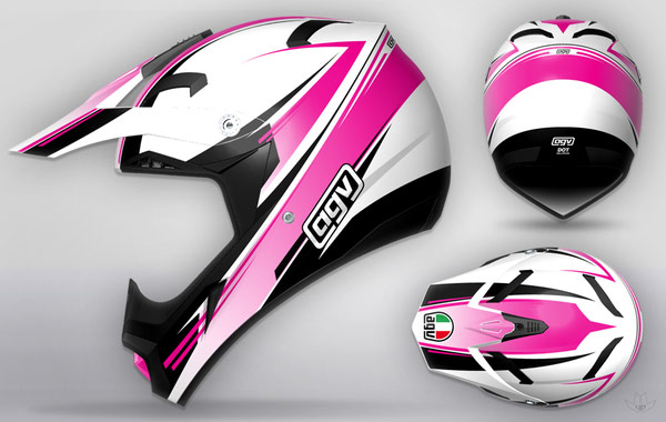 AGV-cool-motorcycle-Helmet-designs-3