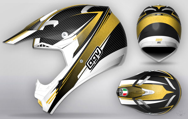 AGV-cool-motorcycle-Helmet-designs-4