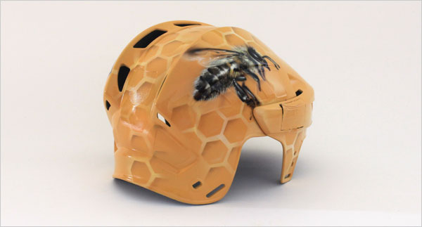 Bee-creative-hockey-helmet-design-2