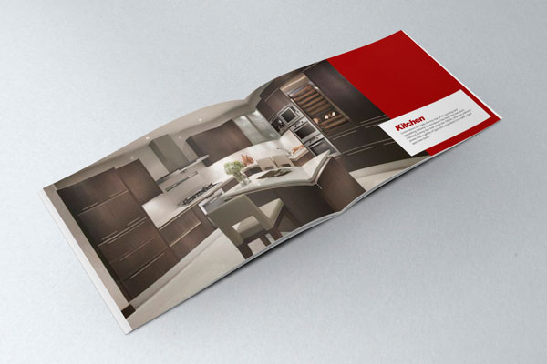 Brochure Design For Interior Company 6