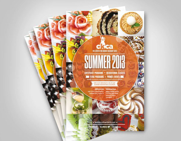 CKCA-Summer-Brochure-design