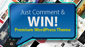 Comment-to-Win-a-Premium-WordPress-Theme