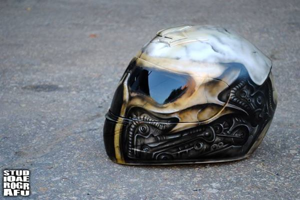 Creative-Predator-Helmet-design