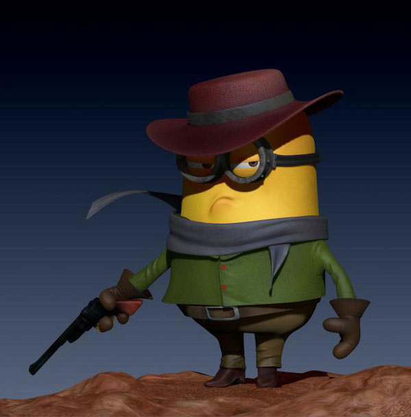 DJANGO-cowboy-minion
