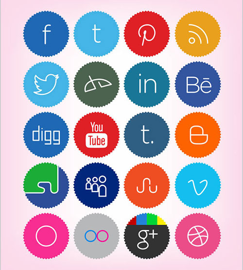 Free-Cute-Minimalistic-Social-Media-Icon-Set-256-x-256-PNG