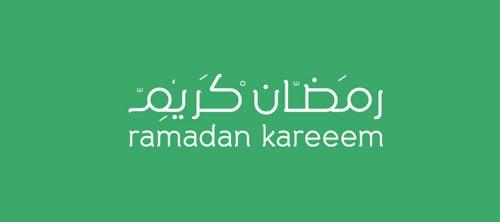 Free Ramadan Kareem Arabic Font