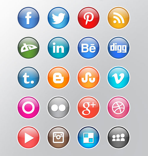 Free-Social-Media-Icons-For-iphone-Technology