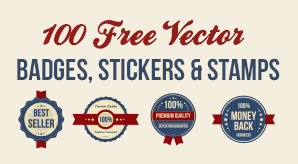 Free-Vector-Vintage-Badges-Stickers-Stamps-Ai-EPS-F