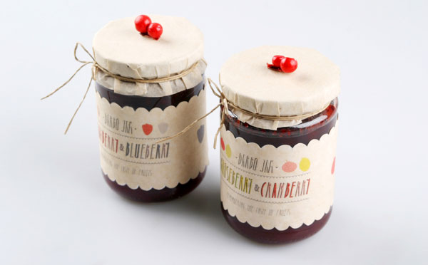 Handmade-jam-packaging