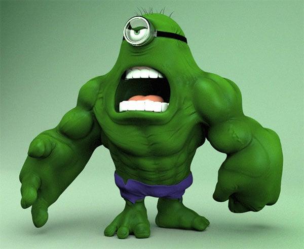 Hulk-Minion