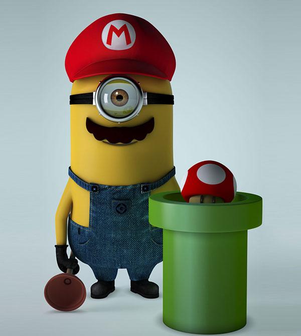 Mario-Minion
