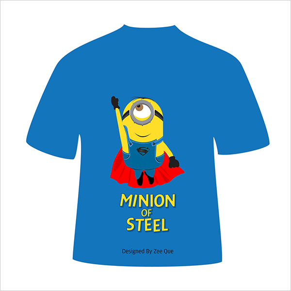 Supman-Minion-t-shirts
