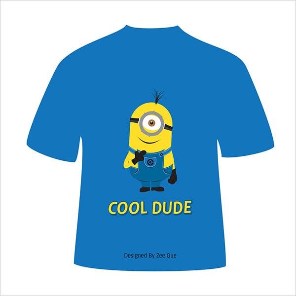 Cool-Minion-t-shirt