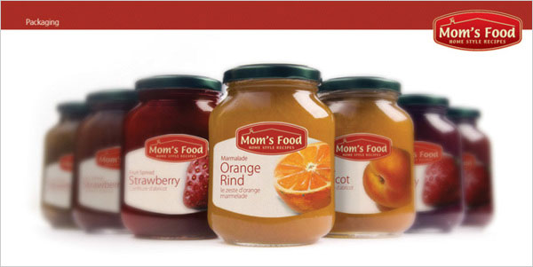 Moms-food-jam-packaging-design