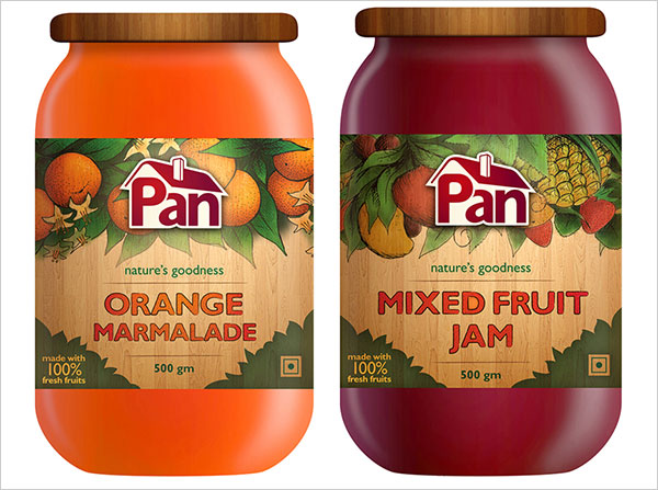 Pan-Foods-Jam-&-Marmalade-Labels-Designs