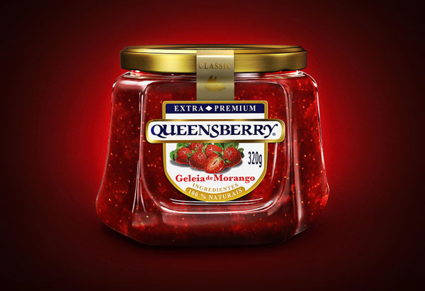 Queensberry's-jam-Label