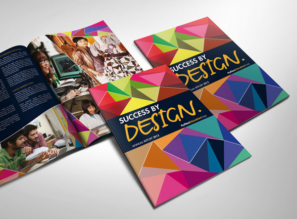 20 beautiful modern brochure design ideas for your 2014 projects - Ideas For Graphic Design Projects