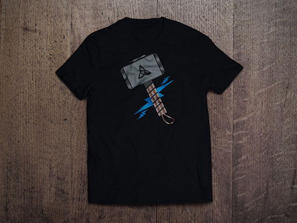 Thor-2-tshirt-design