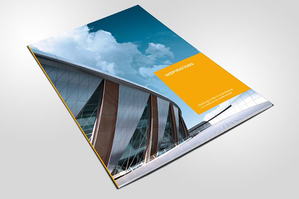 business brochure design ideas