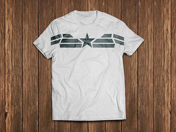 captain-america-2-t-shirt-design