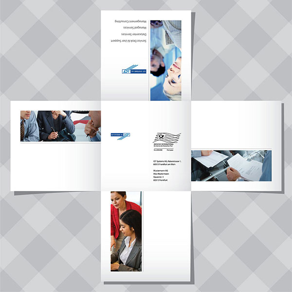 12 creative brochure design layout