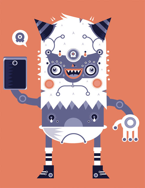 Amazing-Vector-Art-Character-Designs-by-Mercedes-Cerspo-19