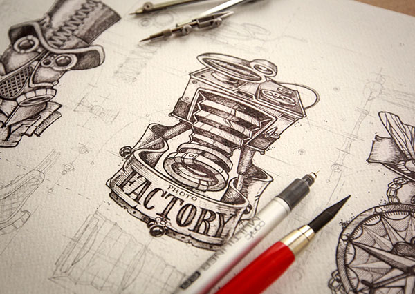 Amazing-logo-sketching-work-2