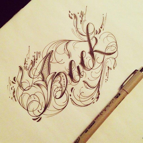 Beautiful-Hand-Lettering-Typography-Design-16