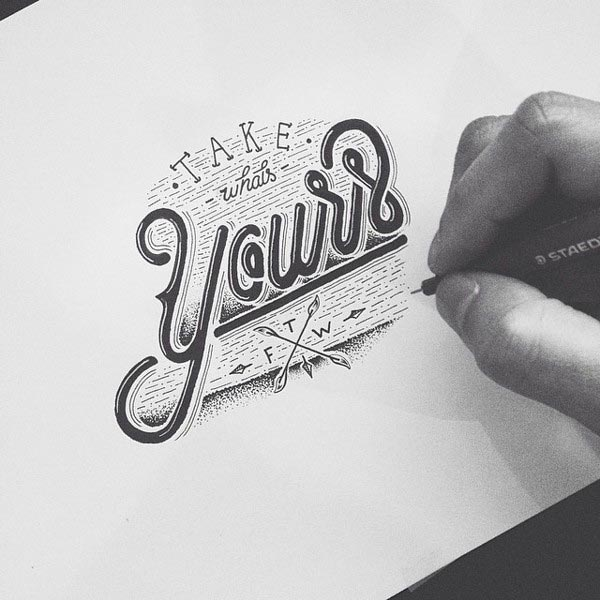 Beautiful-Hand-Lettering-Typography-Design-39