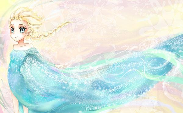 Elsa_wallpaper