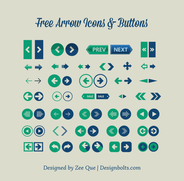 Free-Arrow-Icons-&-Buttons-01