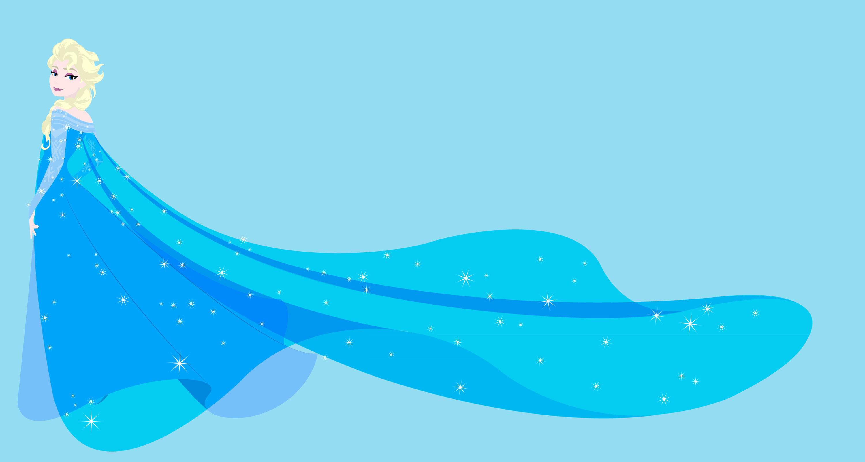 Frozen Elsa The Snow Queen Wallpaper 2