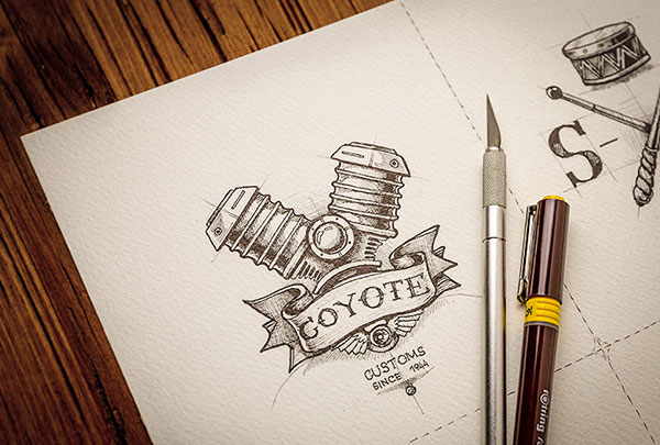 Great-Logo-sketching-2