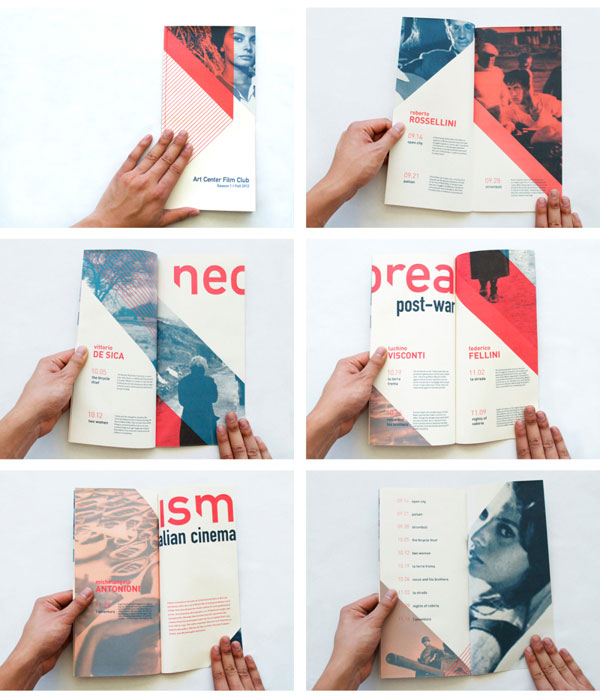 Italian-Neorealism-Cinema-Series-brochure-layout