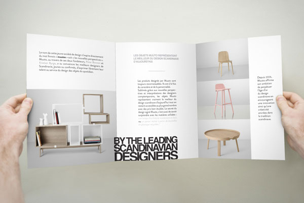 MUUTO Interior Brochure Design 3