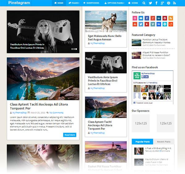 Pinstagram-Pinterest-Inspired-WordPress-theme