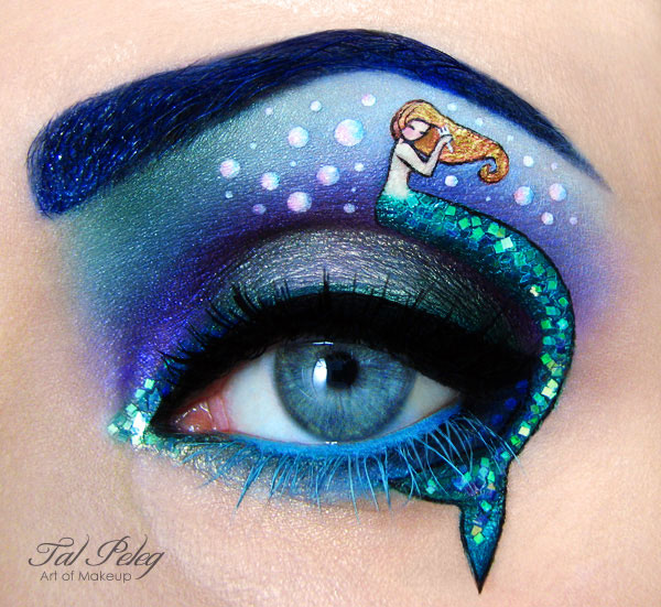 The-little-mermaid-make-up