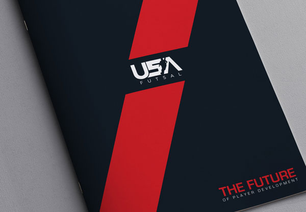 Brochure Design Ideas brochure design layout Usa Futsal Brochure Designs Ideas 1