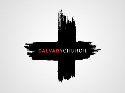 calvary-church-logo-design