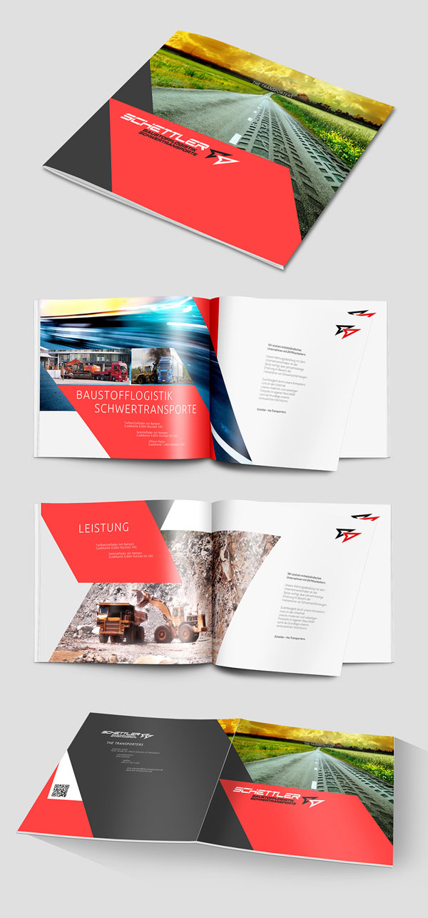 Beatuiful Concept for brochure design1 20 Best Examples of Brochure Design Projects for Inspiration