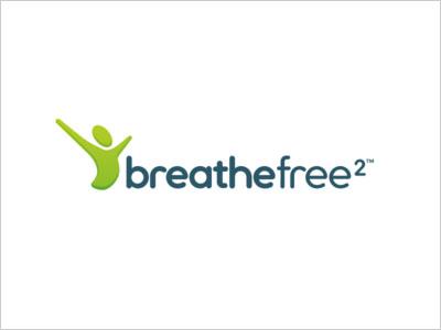 Breathe-Free-logo-design