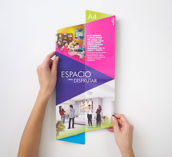 Brochure design for real estate company 31 20 Best Examples of Brochure Design Projects for Inspiration