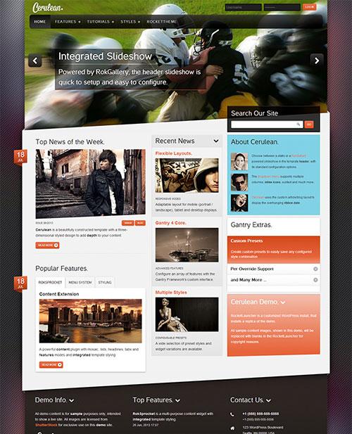 Cerulean-stunning-premium-wordpress-theme-2014
