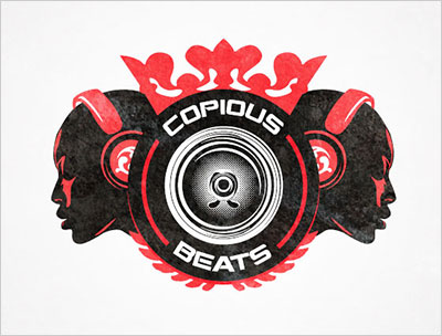 Copious-Beats-Logo-design